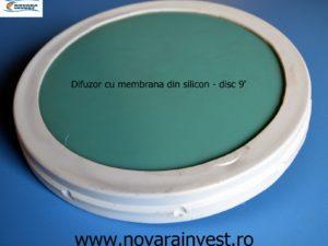 Dif. disc membr. silicon