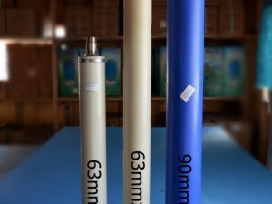 Tub silicon pentru difuzor