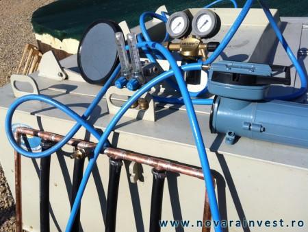 Anexe la hidrobioane - tuburi, compresoare etc.