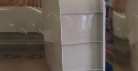 Bazin rectangular