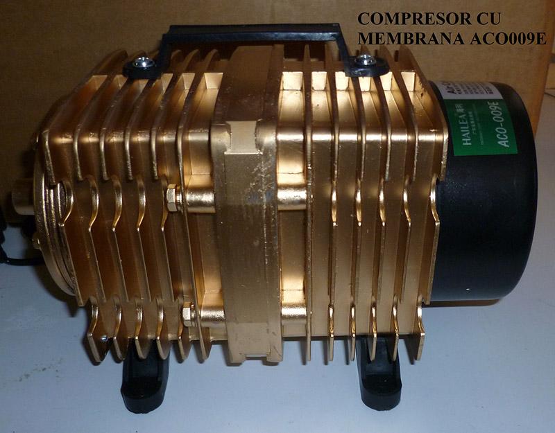 Compresor cu membrana 009 E