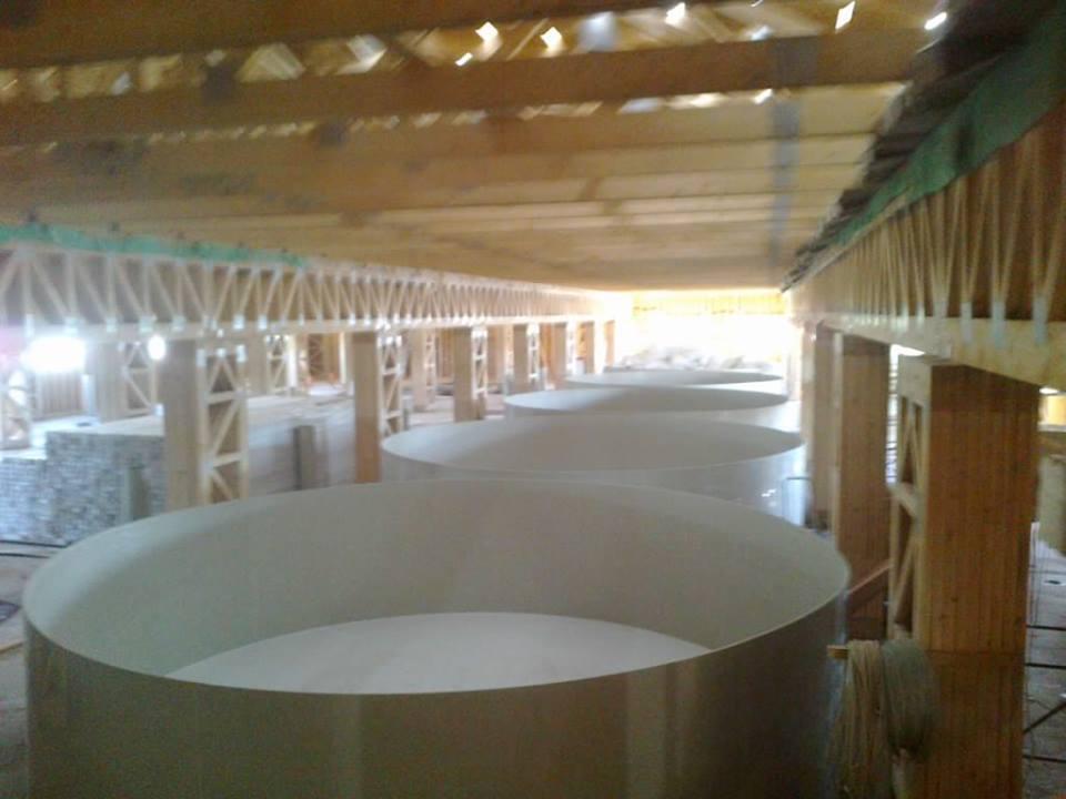 Fabricatie bazine