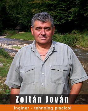 Zoltan Jovan - cercatator piscicol!